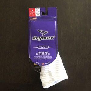 Drymax 1/4 Crew Cycle Road Socks